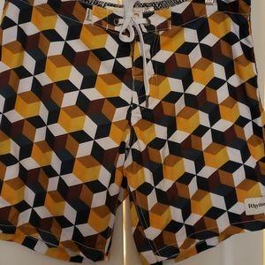 Rhythm board shorts